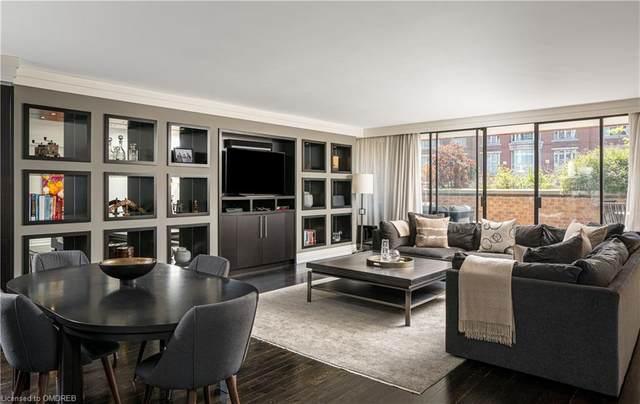 55A Avenue Road #307, Toronto, ON M5R 2G3 (MLS #40115243) :: Envelope Real Estate Brokerage Inc.