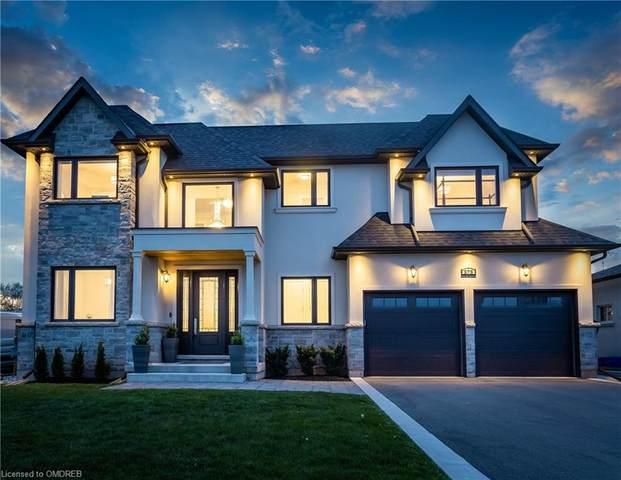 373 Wadsworth Street, Oakville, ON L6K 2A2 (MLS #40115305) :: Envelope Real Estate Brokerage Inc.