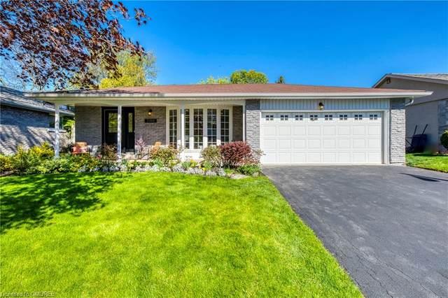2169 Sunnyvale Drive, Oakville, ON L6L 1W6 (MLS #40115348) :: Envelope Real Estate Brokerage Inc.