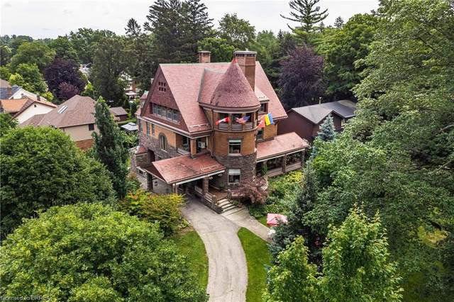 210 Vansittart Avenue, Woodstock, ON N4S 6E9 (MLS #40115367) :: Forest Hill Real Estate Collingwood