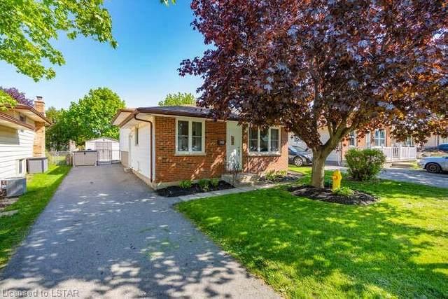 119 Muriel Crescent, London, ON N6E 2K4 (MLS #40115504) :: Envelope Real Estate Brokerage Inc.