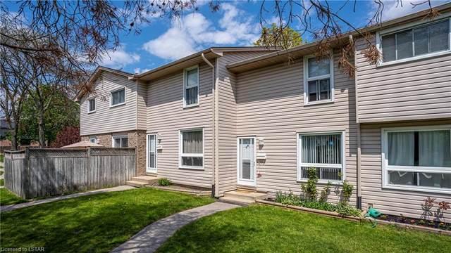 135 Andover Drive #39, London, ON N6J 4C2 (MLS #40115533) :: Envelope Real Estate Brokerage Inc.