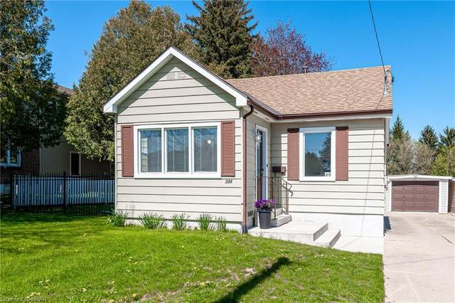 734 Mornington Street Rd 119 Street, Stratford, ON N5A 5H2 (MLS #40115625) :: Envelope Real Estate Brokerage Inc.