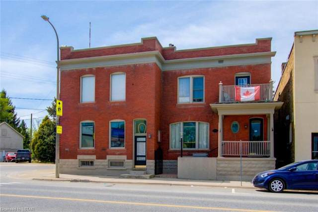 161 Main Street, Lucan, ON N0M 2J0 (MLS #40115789) :: Forest Hill Real Estate Collingwood