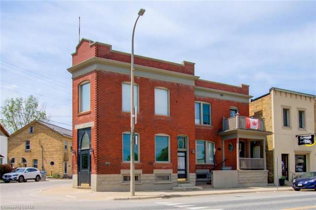 161 Main Street, Lucan, ON N0M 2J0 (MLS #40115807) :: Forest Hill Real Estate Collingwood