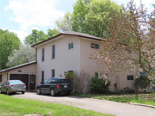 209 Shuter Street, Wingham, ON N0G 2W0 (MLS #40115817) :: Envelope Real Estate Brokerage Inc.