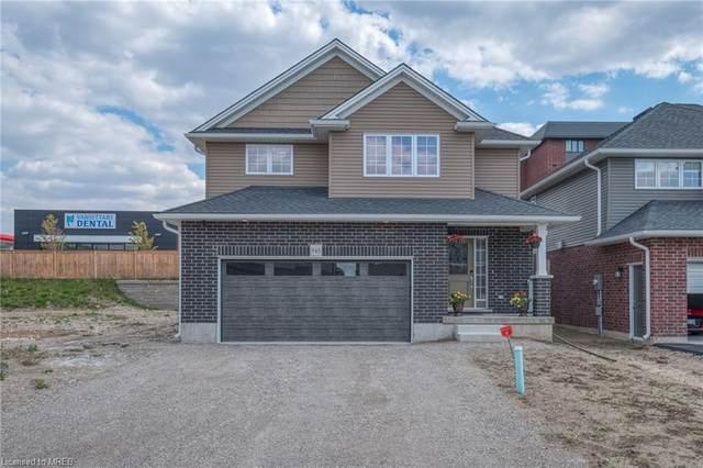948 Downing Drive, Woodstock, ON N4T 0K4 (MLS #40116030) :: Envelope Real Estate Brokerage Inc.