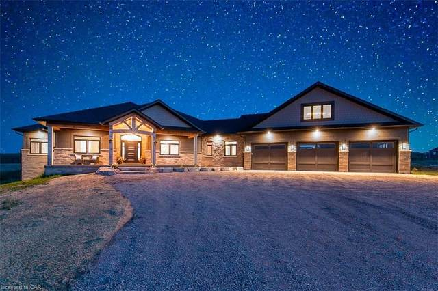 6 Rutledge Heights, Melancthon, ON L9V 3M9 (MLS #40116150) :: Forest Hill Real Estate Collingwood