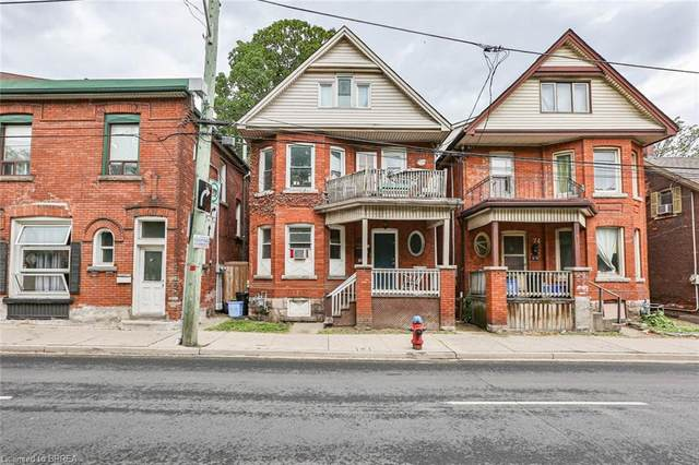 76 Wellington Street S, Hamilton, ON L8N 2R1 (MLS #40119530) :: Forest Hill Real Estate Collingwood
