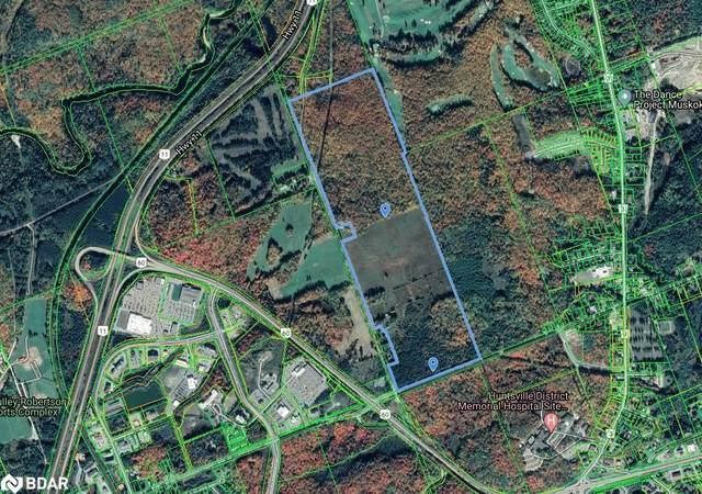 500 Golf Course Road, Huntsville, ON P1H 1N9 (MLS #40121052) :: Forest Hill Real Estate Collingwood