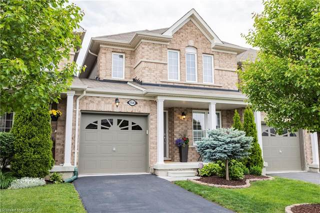154 Thomas Avenue, Brantford, ON N3S 0C8 (MLS #40121205) :: Forest Hill Real Estate Collingwood