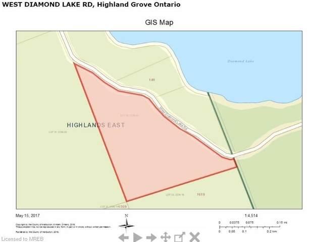 - West Diamond Lake Road, Highlands, ON K0L 2A0 (MLS #40121442) :: Forest Hill Real Estate Collingwood