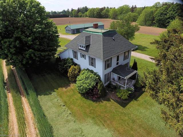 2267 Forestry Farm Road, Norfolk County, ON N4B 2W4 (MLS #40121714) :: Forest Hill Real Estate Collingwood