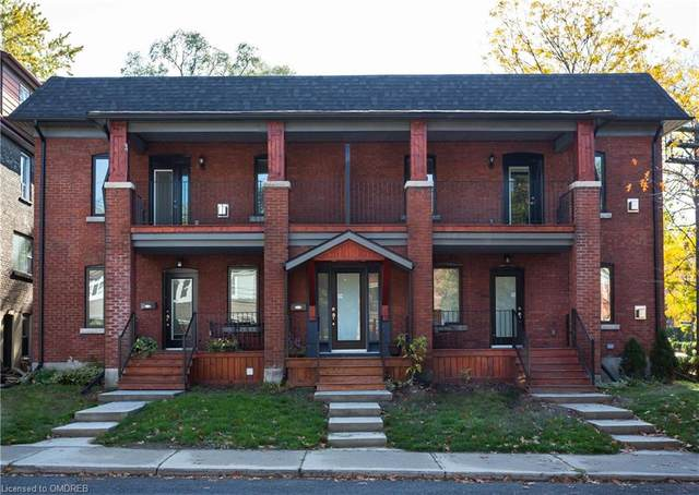 63 Jerome Street, Toronto, ON M6P 1H8 (MLS #40122037) :: Forest Hill Real Estate Collingwood