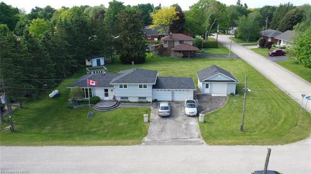 2069 George Street, Gorrie, ON N0G 1X0 (MLS #40122284) :: Forest Hill Real Estate Collingwood
