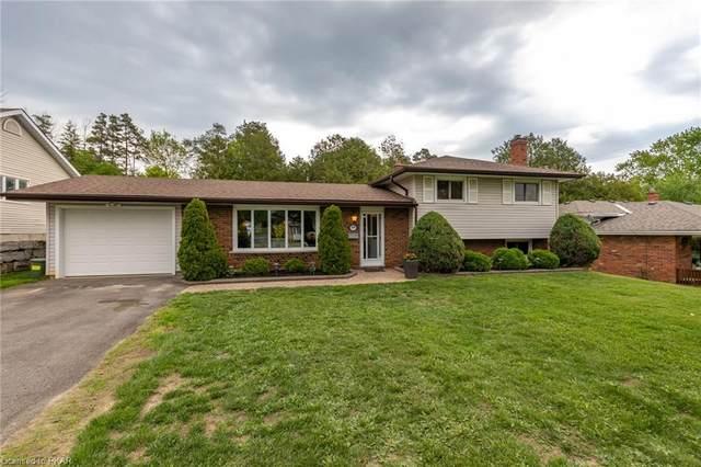 106 Wallis Drive, Peterborough, ON K9J 6C1 (MLS #40122619) :: Forest Hill Real Estate Collingwood