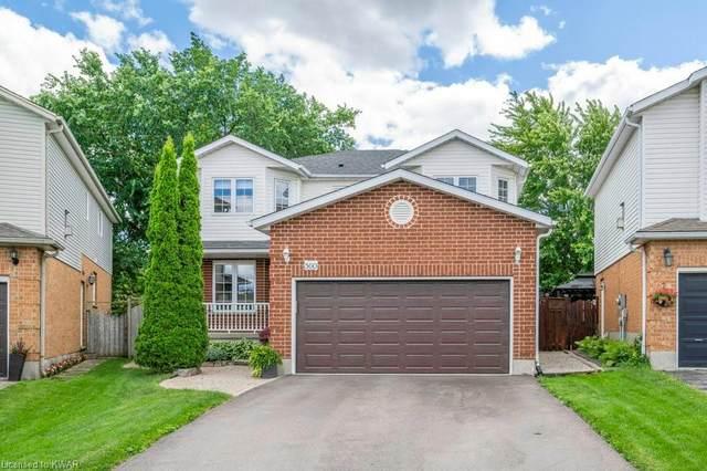 560 Silvermeadow Place, Waterloo, ON N2T 2P9 (MLS #40123155) :: Envelope Real Estate Brokerage Inc.