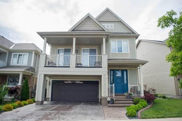 14 Carroll Lane, Brantford, ON N3T 0J5 (MLS #40123191) :: Forest Hill Real Estate Collingwood