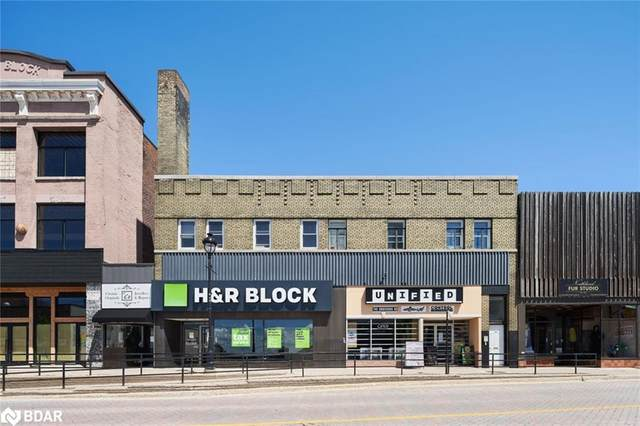 110-118 Main Street W, North Bay, ON P1B 2T5 (MLS #40123296) :: Forest Hill Real Estate Collingwood