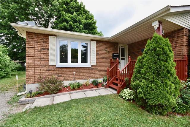 688 Bayview Drive, Midland, ON L4R 1W8 (MLS #40124064) :: Forest Hill Real Estate Collingwood