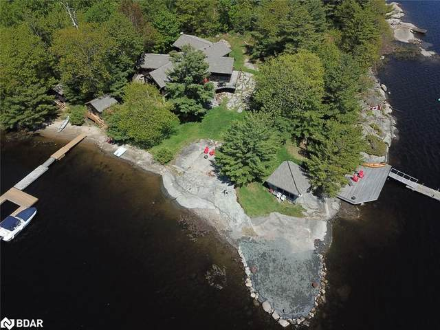 26 A11 Island, Pointe au Baril, ON P0G 1K0 (MLS #40124080) :: Forest Hill Real Estate Collingwood