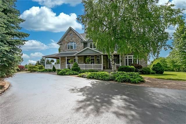 5569-5571 Milburough Line, Burlington, ON L7P 0C6 (MLS #40124146) :: Forest Hill Real Estate Collingwood