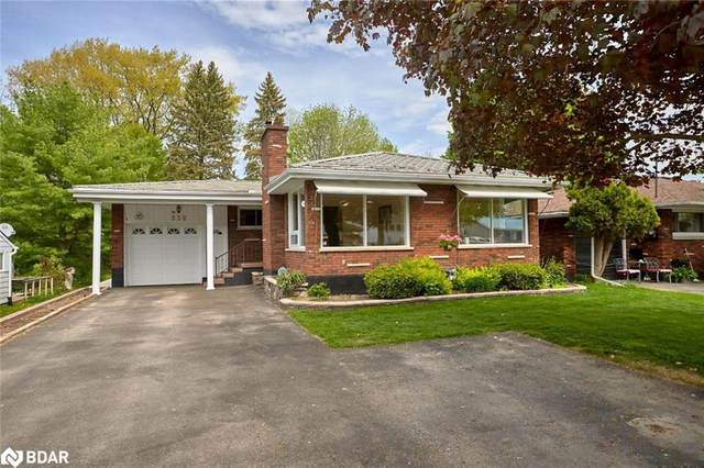 339 Eighth Street, Midland, ON L4R 4B6 (MLS #40124208) :: Forest Hill Real Estate Collingwood