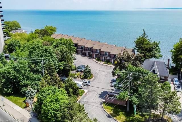 2136 Old Lakeshore Road #5, Burlington, ON L7R 1A3 (MLS #40124347) :: Forest Hill Real Estate Collingwood