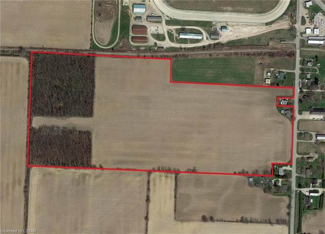 1330 North Street, Dresden, ON N0P 1N0 (MLS #40124471) :: Forest Hill Real Estate Collingwood