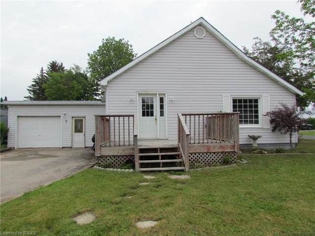 7 Queen Street, Langton, ON N0E 1G0 (MLS #40124870) :: Forest Hill Real Estate Collingwood