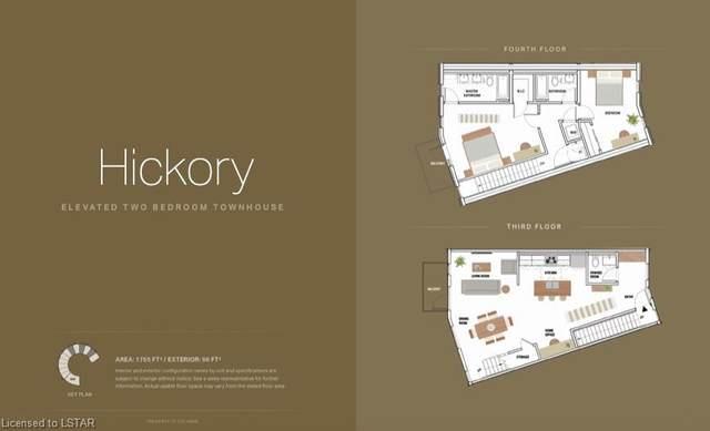 2050 Linkway Boulevard A111, London, ON N6K 0G2 (MLS #40124944) :: Envelope Real Estate Brokerage Inc.