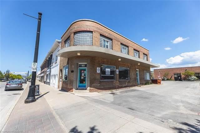 1023 2ND Avenue E, Owen Sound, ON N4K 2H8 (MLS #40125024) :: Forest Hill Real Estate Collingwood