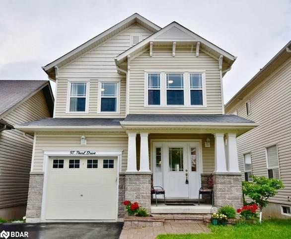97 Pearl Drive E, Orillia, ON L3V 0A7 (MLS #40125143) :: Forest Hill Real Estate Inc Brokerage Barrie Innisfil Orillia
