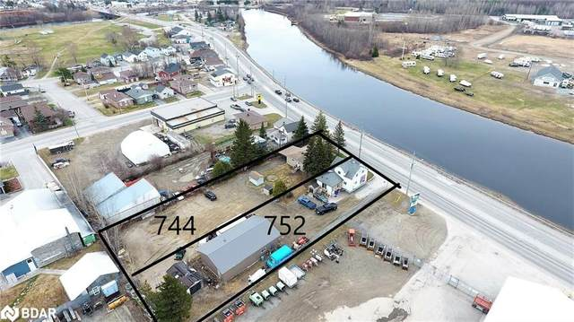 744 Riverside Drive, Timmins, ON P4N 3W1 (MLS #40125242) :: Forest Hill Real Estate Collingwood