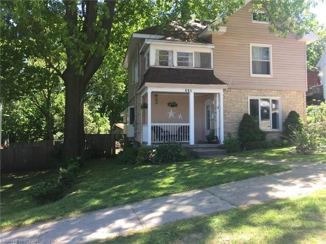 691 Quebec Street, Midland, ON L4R 1E3 (MLS #40125271) :: Forest Hill Real Estate Collingwood