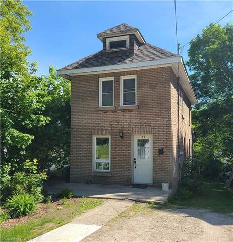 199 Fifth Street, Midland, ON L4R 3W3 (MLS #40125328) :: Forest Hill Real Estate Collingwood