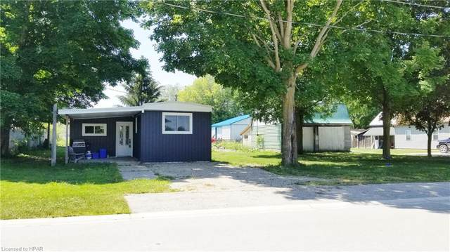 7 Shannon Street, Teeswater, ON N0G 1S0 (MLS #40125405) :: Forest Hill Real Estate Collingwood