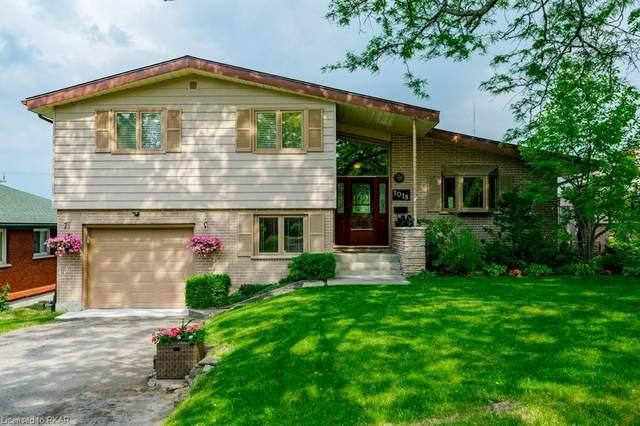 1018 Glendale Drive, Peterborough, ON K9H 6M4 (MLS #40125466) :: Envelope Real Estate Brokerage Inc.