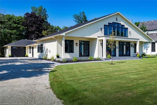 55 St Lawrence Street, Collingwood, ON L9Y 4Y3 (MLS #40125555) :: Envelope Real Estate Brokerage Inc.