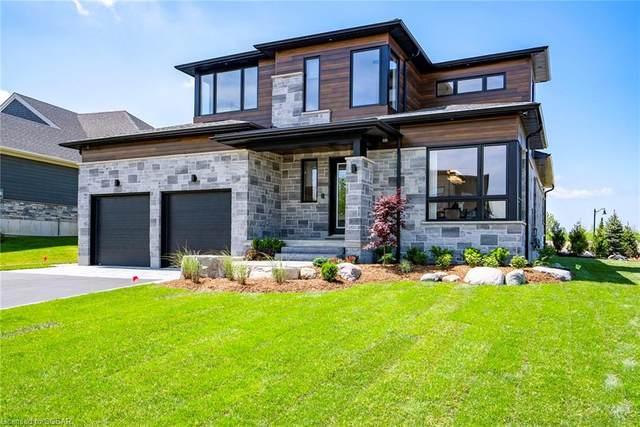 162 Landry Lane, Thornbury, ON N0H 2P0 (MLS #40125632) :: Forest Hill Real Estate Collingwood