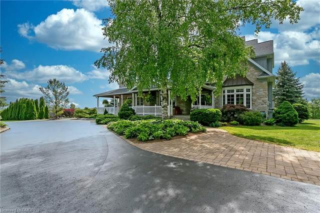 5569-5571 Milburough Line, Burlington, ON L7P 0C6 (MLS #40125750) :: Forest Hill Real Estate Collingwood