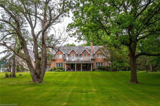 13700 Nine Mile Road, Ilderton, ON N0M 2A0 (MLS #40126330) :: Envelope Real Estate Brokerage Inc.