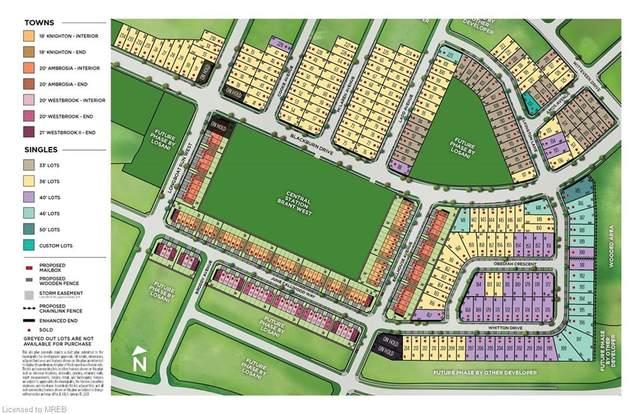 T-045 June Callwood Way, Brantford, ON N3T 5L5 (MLS #40126563) :: Forest Hill Real Estate Collingwood
