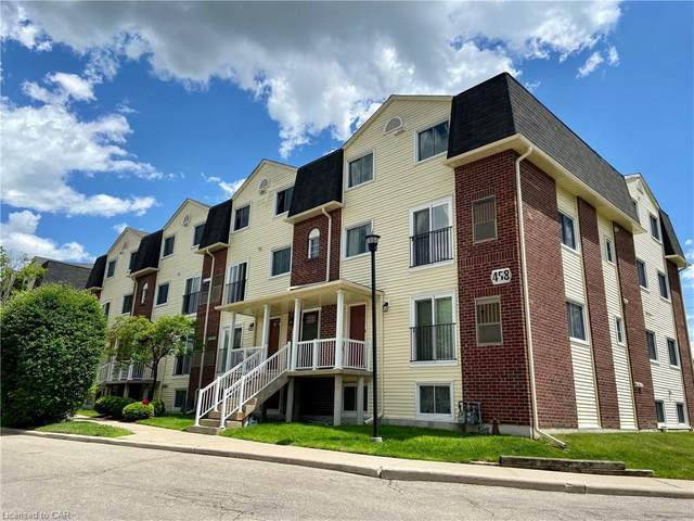 458 Janefield Avenue #219, Guelph, ON N1G 4R8 (MLS #40126709) :: Forest Hill Real Estate Collingwood