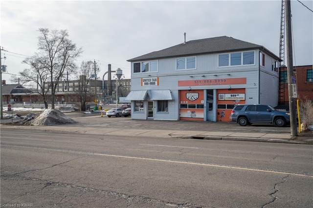 150 Victoria Street N, Kitchener, ON N2H 5C6 (MLS #40126727) :: Forest Hill Real Estate Collingwood