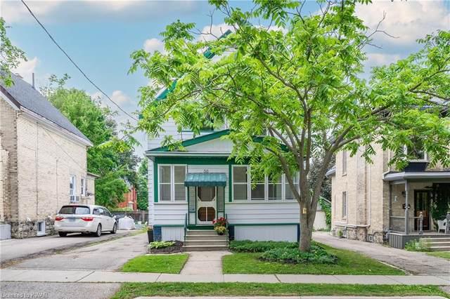36 Chapel Street, Kitchener, ON N2H 2T1 (MLS #40126745) :: Forest Hill Real Estate Collingwood