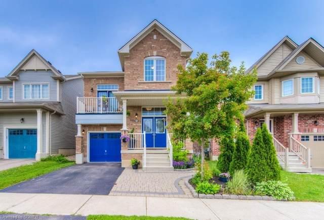 85 Warner Lane, Brantford, ON N3T 0J4 (MLS #40127198) :: Forest Hill Real Estate Collingwood