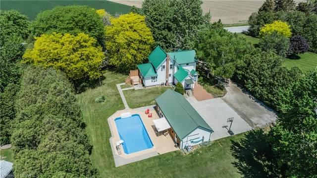 7824 Grande River Line, Chatham, ON N7M 5J7 (MLS #40127209) :: Envelope Real Estate Brokerage Inc.