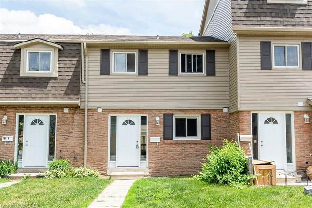 498 Grey Street B, Brantford, ON N3S 7L4 (MLS #40127255) :: Forest Hill Real Estate Collingwood