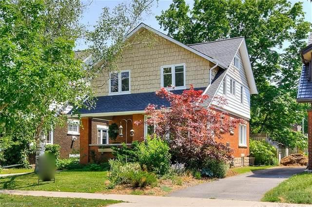 45 Homewood Avenue, Kitchener, ON N2M 1X1 (MLS #40127285) :: Forest Hill Real Estate Collingwood
